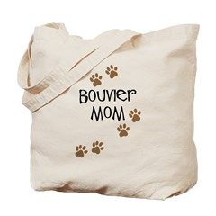 Bouvier Mom Tote Bag