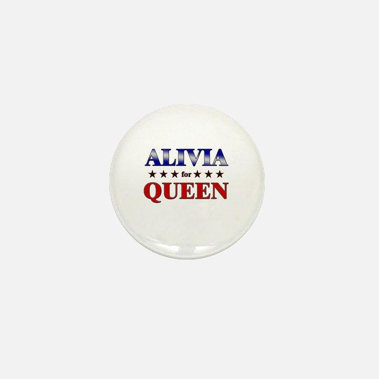 ALIVIA for queen Mini Button