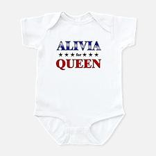 ALIVIA for queen Infant Bodysuit