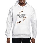 Bouvier Dad Hooded Sweatshirt