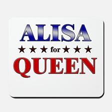 ALISA for queen Mousepad