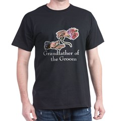 Handfasting Grandfather of the Groom T-Shirt