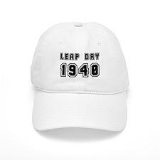 LEAP DAY 1940 Baseball Cap