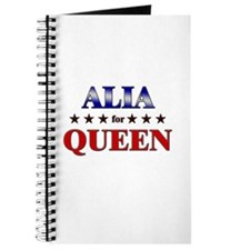 ALIA for queen Journal