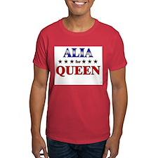 ALIA for queen T-Shirt