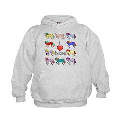 Love Ponies Hoodie