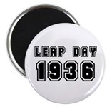 LEAP DAY 1936 Magnet