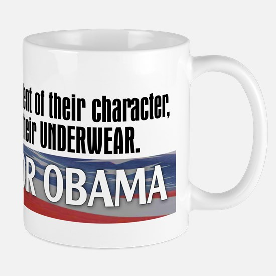Content Of Their Character Mug