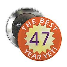 Best Year - Button - 47