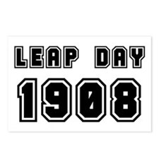 LEAP DAY 1908 Postcards (Package of 8)