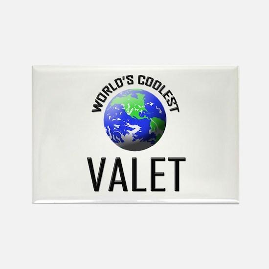 World's Coolest VALET Rectangle Magnet
