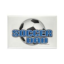 Soccer Dad Rectangle Magnet (10 pack)