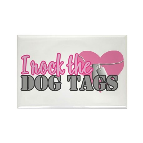irockthedogtags Magnets