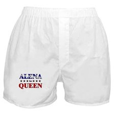 ALENA for queen Boxer Shorts