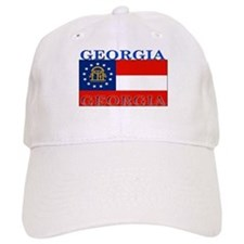 Georgia Georgian State Flag Baseball Cap