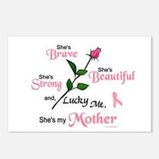 Lucky Me 2 (Mother BC) Postcards (Package of 8)