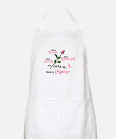Lucky Me 2 (Mother BC) BBQ Apron