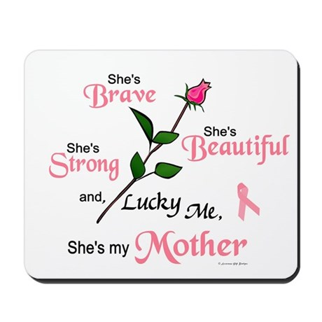 Lucky Me 2 (Mother BC) Mousepad