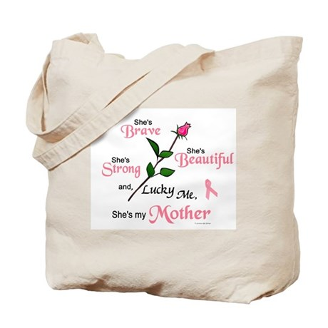 Lucky Me 2 (Mother BC) Tote Bag