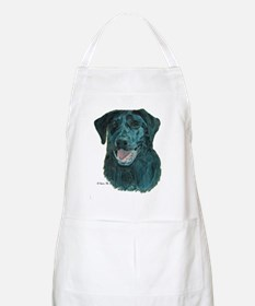 Dakota the Black Lab BBQ Apron
