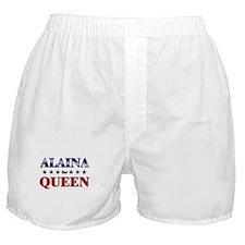 ALAINA for queen Boxer Shorts