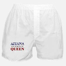 AIYANA for queen Boxer Shorts
