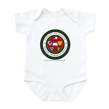 Cute An gaeilge Infant Bodysuit