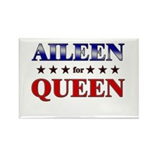 AILEEN for queen Rectangle Magnet (10 pack)