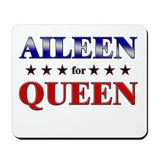 AILEEN for queen Mousepad