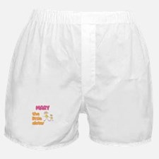 Mary - The Little Sister Boxer Shorts