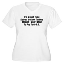 Liberal Free Thinkers T-Shirt