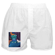 Wet Cat Boxer Shorts