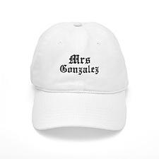 Mrs Gonzalez Baseball Cap