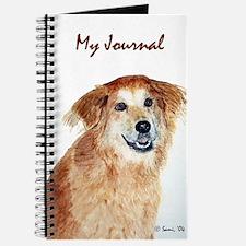 Adoreable Golden Sandy's Journal