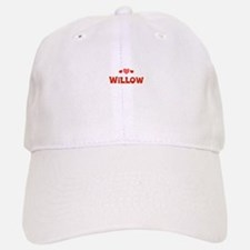 Willow Baseball Baseball Cap