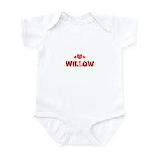 Willow Infant Bodysuit