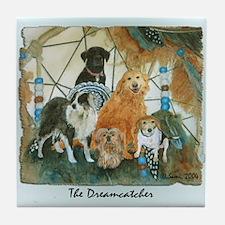 Sami's Dreamcatcher Tile Coaster