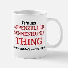 It's an Appenzeller Sennenhund thing, you Mugs