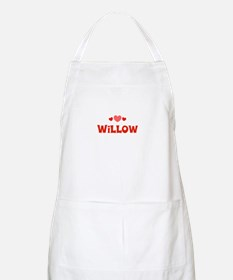Willow BBQ Apron
