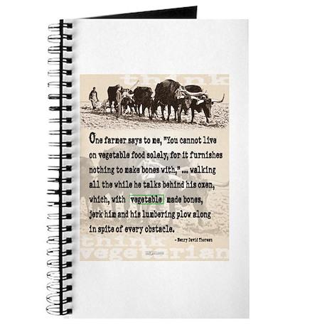 strongOxen Journal