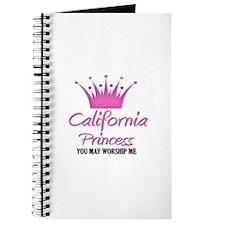 California Princess Journal