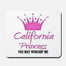 California Princess Mousepad