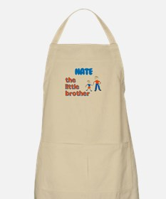 Nate - The Little Brother  BBQ Apron