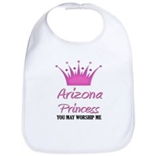 Arizona Princess Bib