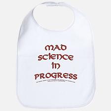 Mad Science in Progress Bib