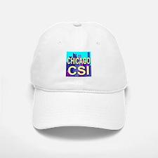 Chicago CSI Baseball Baseball Cap