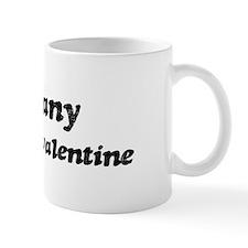 Bethany is my valentine Mug