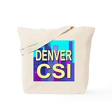 Denver CSI Tote Bag