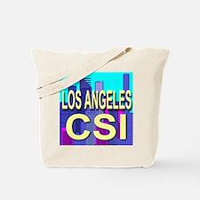 Los Angeles CSI Tote Bag