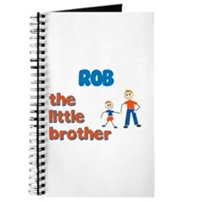 Rob - The Little Brother Journal
